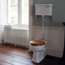 Burlington Medium Level Toilet