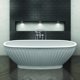 BC Designs Casini 1680mm Freestanding Bath