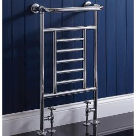 Phoenix Catherine Chrome Traditional Radiator