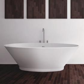 Photo of BC Designs Chalice Minor 1650mm Acrylic Freestanding Bath