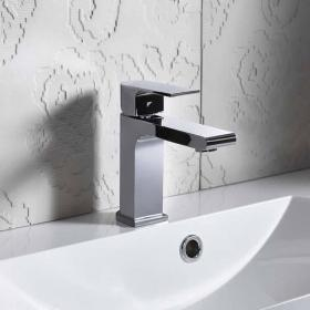 Photo of Roper Rhodes Code Basin Mixer with Waste