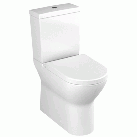 Vitra S50 Comfort Raised Height Close Coupled Toilet - Back To Wall