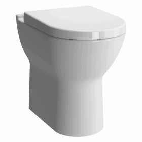 Vitra S50 Comfort Raised Height Back To Wall WC