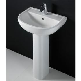 RAK Compact Basin and Pedestal