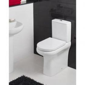 RAK Compact Deluxe BTW Close Coupled Toilet