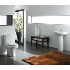 Photo of Rak Compact Toilet & Basin Set