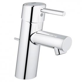 Grohe Concetto Basin Mixer Inc Pop-up Waste