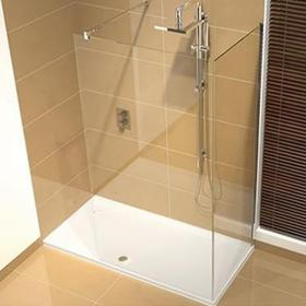 Kudos Ultimate 2 1400mm Corner Walk In Shower & Tray