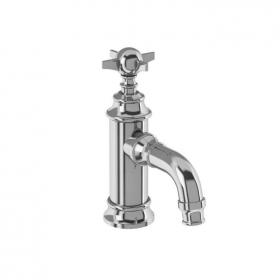 Photo of Arcade Chrome Crosshead Mini Monobloc Basin Mixer