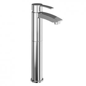Britton Bathrooms Sapphire Tall Basin Mixer