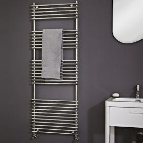 Phoenix Demi Chrome Electric Radiator