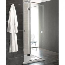 Simpsons Design Semi-Frameless Hinged Shower Enclosure