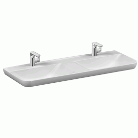 Vitra Designer Sento 1300mm Double Basin