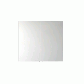 Vitra S20 Double Door Mirror Cabinet