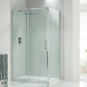 Aquaglass+ Drift 8mm Sliding Shower Door
