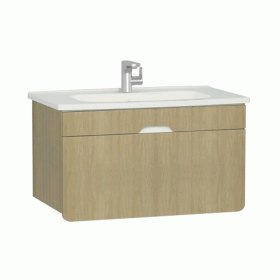 Vitra D-Light 70cm Washbasin Unit