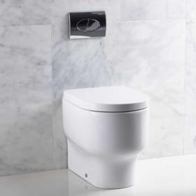 Roper Rhodes Edition Back To Wall WC & Soft Close Seat