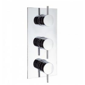 Crosswater Elite Thermostatic Shower Valve 3 Control