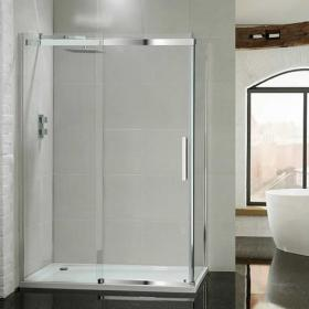 Aquaglass+ Elite 10mm Sliding Shower Door