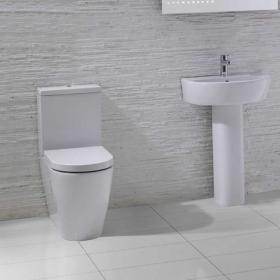 Frontline Emme Toilet and Basin Set