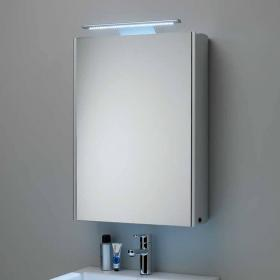 Roper Rhodes Equinox Aluminium Bathroom Cabinet with Lights