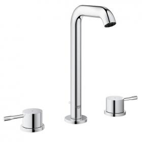 Grohe Essence Tall 3 Tap Hole Basin Mixer Tap
