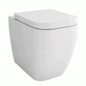 Photo of Pura Essence Back To Wall Toilet & Seat