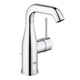 Grohe Essence Basin Mixer Tap Including Pop up Waste