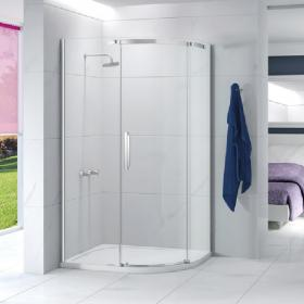 Ionic by Merlyn Essence 8mm Offset Quadrant Shower Door