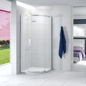 Ionic By Merlyn Essence 900mm Single Door Quadrant Shower Door - 8mm