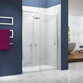 Photo of Ionic by Merlyn Essence 8mm Sliding Shower Door