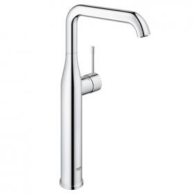 Grohe Essence Tall Single Lever Basin Mixer Tap with Pop up Waste