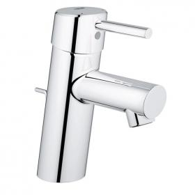 Grohe Concetto Basin Mixer Tap With Pop-Up Waste