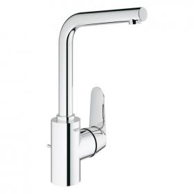 Photo of Grohe Eurodisc Cosmopolitan Basin Mixer With Pop-up Waste