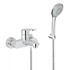 Grohe Europlus Bath Shower Mixer with Handset