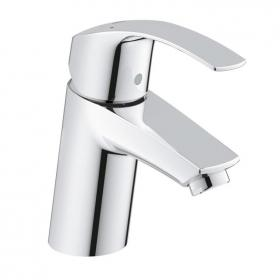 Photo of Grohe Eurosmart Basin Mixer Tap Including Pop up Waste