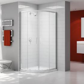 Ionic by Merlyn Express 2 Door Quadrant Shower Door