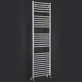 Phoenix Flavia Straight 400mm Chrome Radiator