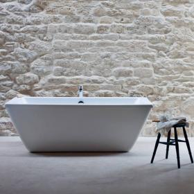 Britton Cleargreen Freefortis 1800mm Freestanding Bath