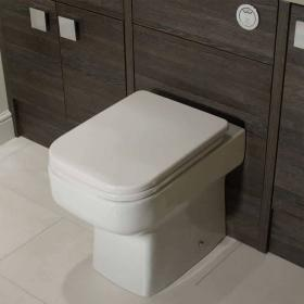 Roper Rhodes Geo Back To Wall WC & Soft Close Seat