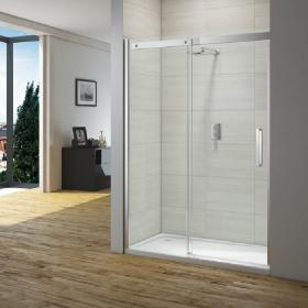 Ionic by Merlyn Gravity 10mm Sliding Shower Door
