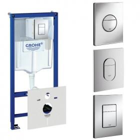 Grohe 4in1 Rapid SL 1.13m Fresh Concealed Cistern Pack