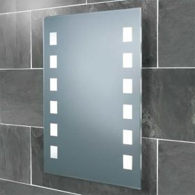 HIB Halifax Back-lit Bathroom Mirror