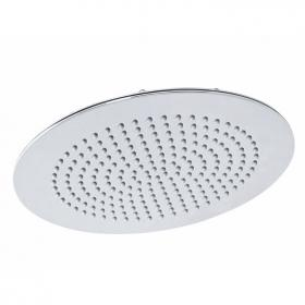 Hudson Reed 300mm Slim Stainless Steel Round Fixed Shower Head