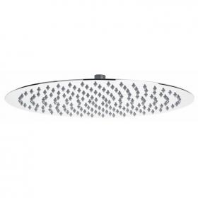 Hudson Reed Round 400mm Fixed Shower Head