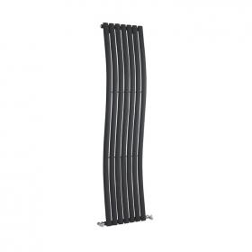 Hudson Reed Revive 1785mm Anthracite Wave Designer Radiator