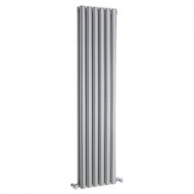 Hudson Reed Revive 1500mm Silver Designer Radiator