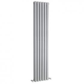 Hudson Reed Revive 1800mm Silver Double Panel Radiator