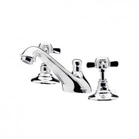 Ultra Beaumont 3 Tap Hole Basin Mixer