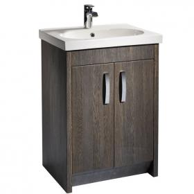 Tavistock Impact Java 600mm Floorstanding Vanity Unit